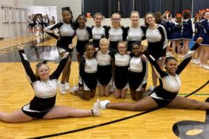 2019 Cheer Team